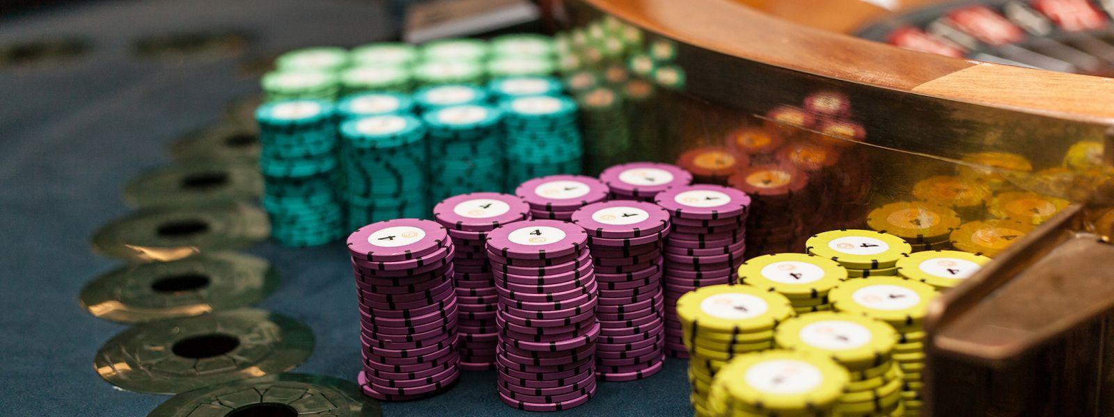 Poker blackjack table